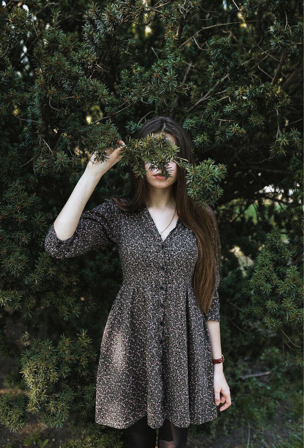 #girl #vintage #nature