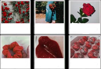 freetoedit pantone red photography sticker