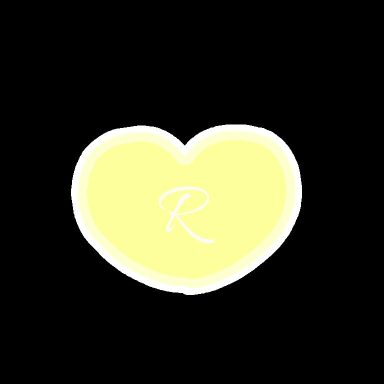 顔隠し 量産型 量産型文字 R るぅとくん , Sticker by ななし❤︎\u20dc