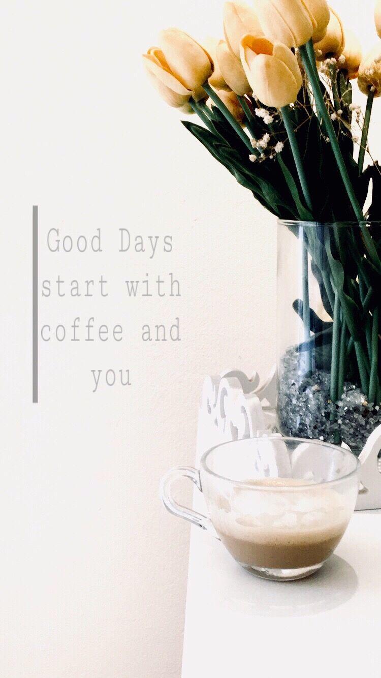 #freetoedit #gooddays #coffee #flower