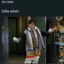 truth baggy clothes friends billieeilish freetoedit
