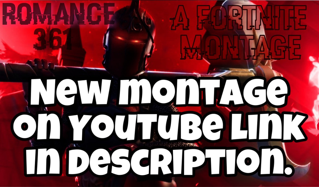 https://youtu.be/x0rFrzzAtR0  (you don't have to) Please Follow + like and rate 1-10.  IGNORE HASHTAGS 🚫 #fortnite #fortnitelogo #logo #fortnitethumbnail #fortnitethumbnails #fortnitebr #fortnitebattleroyale #fortniteskins #fortniteskin #gaminglogos #sfmfortnite #fortnitelogotemplate #gfx #fortnitegfx #background #background #fortnitebackground #fortnitewallpaper #fortnitesfm #fortnitegame #esportlogo #gaminglogos #graphicdesign #art #photoshop #gfx #graphics #mascot #logo #mascotlogo #gaming #esportlogos #sfm #sourcefilmmaker #blender #graphicdesigns #freelogos #wallpaper #fortnitedance #fortnitestw #fortnitesavetheworld #savetheworld #creative #creativity #howto #fortnitegraphics #fortnitegraphic #comic #comics #nba #nba2k19 #2k #apex #apexlegends #picsart #minecraft #mine #craft #fortniteclip #fortniteclutch #montage #fortnitemontage #blackops #pro