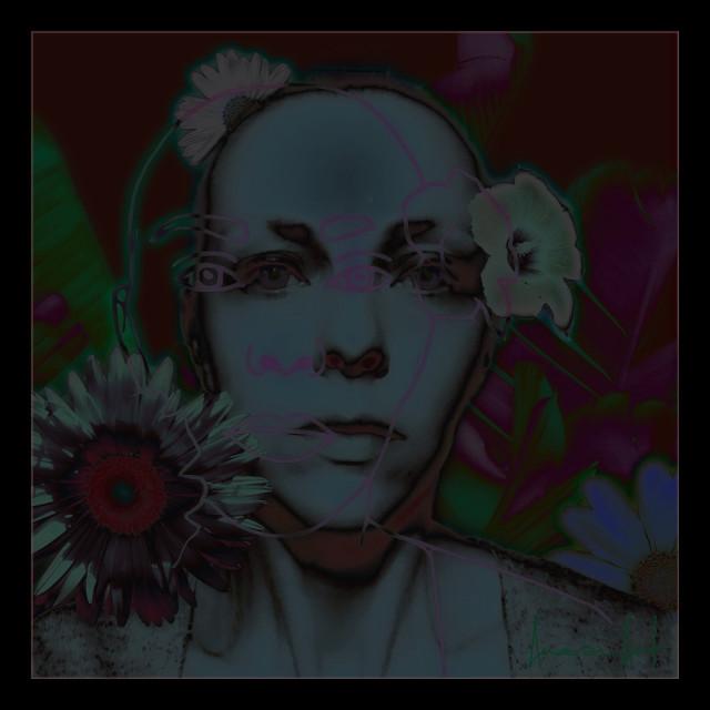 #selfportrait #antiselfie #psychedelicart #darkart