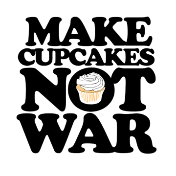 #makecupcakesnotwar #freetoedit