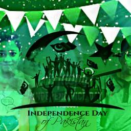 happyindependenceday 14august bleedgreen pakistanzindabad greenflag