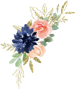 watercolor flowers floral bouquet arrangement freetoedit