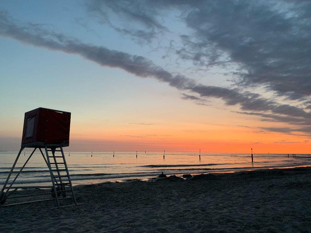 #vacation #ocean #water #sky #sunset #freetoedit