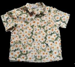 #buttonup #shirt #floralshirt #cottagecore #farmcore #freetoedit