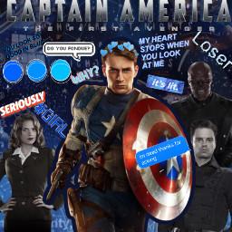 freetoedit captainamerica captainamericathefirstavenger peggycarter redskull