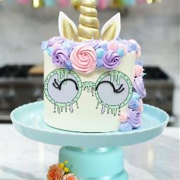srcgrimeglasses grimeglasses freetoedit cake unicorn
