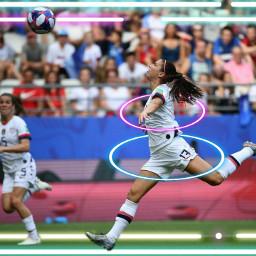 freetoedit alexmorgan coupedumondefeminine n football