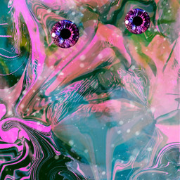 freetoedit remix colorful abstract humor