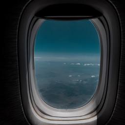window interesting art sky blue freetoedit