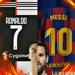 messi ronaldo cr7 football cristianoronaldo freetoedit