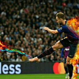 freetoedit rakitic football