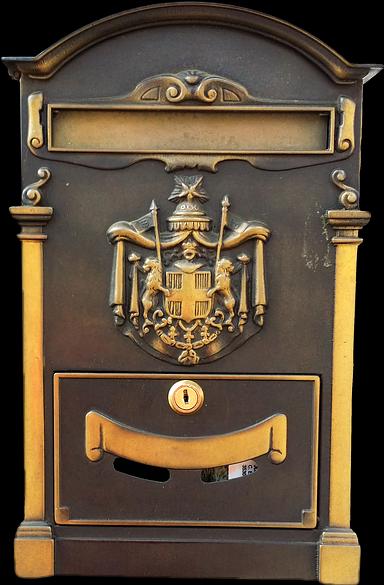 #freetoedit #buzón #cartas #letters #mailbox #mail #decor #decorative #metal #correo #post #postal #envío #colors #yellow #amarillo