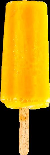 popsicle orange orangeaesthetic stickers summertime freetoedit scyellow