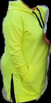 #yellowcoat #neon