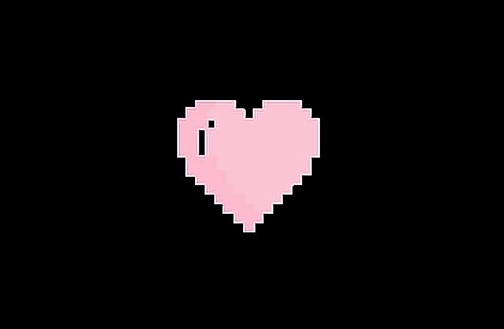 Please use the sticker #sticker #heart #pixel #pink #freetoedit