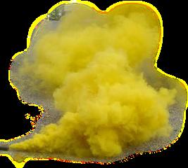 smoke yellow colorfulsmoke yellowsmoke coloredsmoke freetoedit scyellow