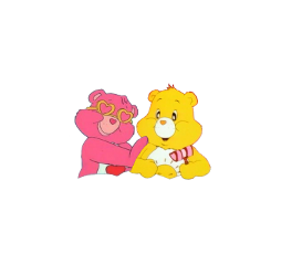 freetoedit bears love care carebears