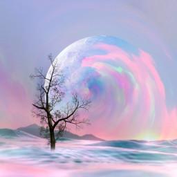 freetoedit glitcheffect glitch tinyplaneteffect pastelcolors