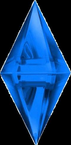sims plumbob blue blueplumbob sims3 freetoedit