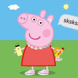 Peppa Pig Wallpaper Peppa Pig Wallpaper Vsco