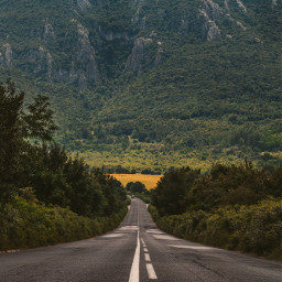 road nature background backgrounds freetoedit