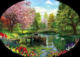freetoedit softedgedscene easyblend lake trees