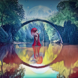 freetoedit geisha daynight twoworlds water ectraveltheworld