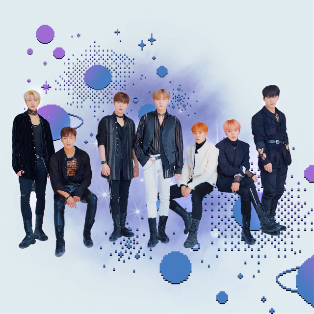 Calling all #Monbebes! This time next month you could be watching MONSTA X perform at the #iHeartFestival Daytime Stage in Las Vegas 🙀🎤 Enter our #iHeartMONSTAX Challenge for a chance to WIN 2 tickets 🏆🎟 (U.S. only 🇺🇸) @iheartmedia #freetoedit #MONSTAX