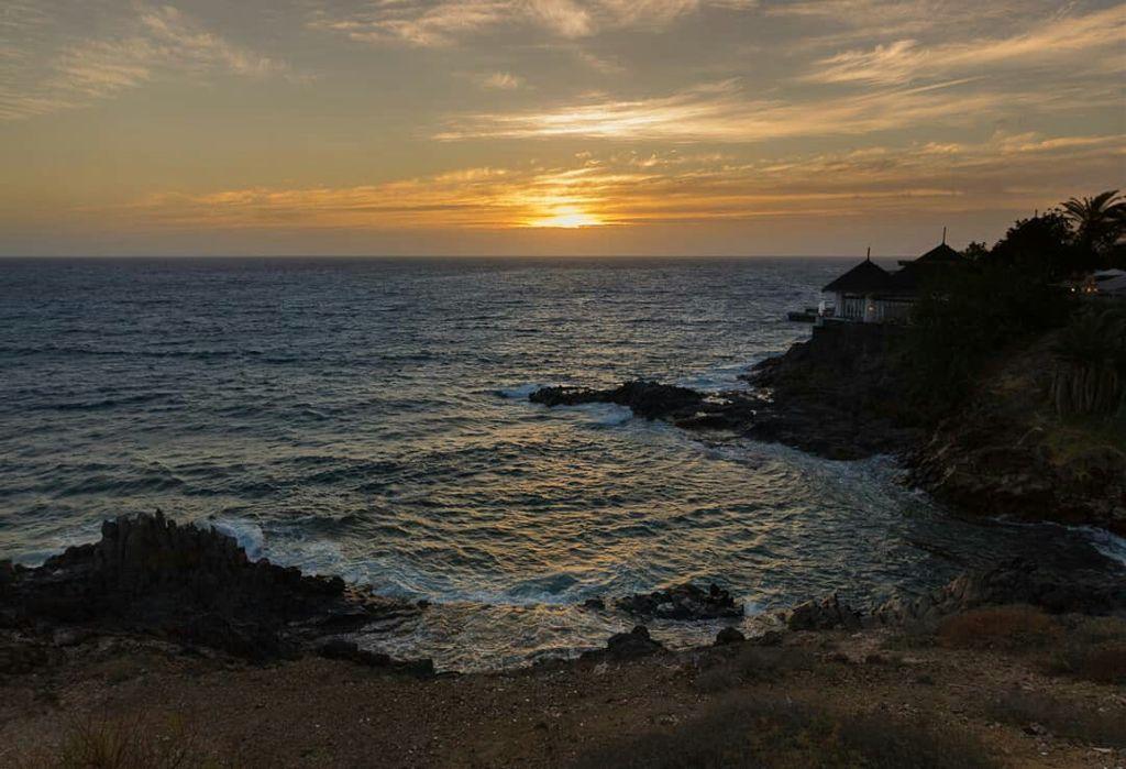 Atardecer en el Sur de Tenerife. #tenerife  #sunset  #españa🇪🇸  #memories
