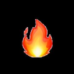 emoji fire freetoedit