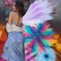 emilyalexander timeless freetime adifishmangf angel freetoedit