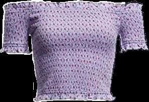 croptop purple crop top freetoedit