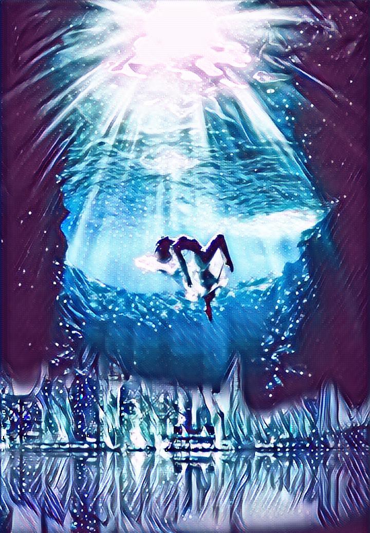 Underwater city  #freetoedit  #underwater
