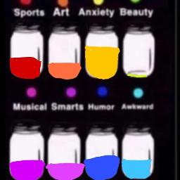personality jars howiwasmade color nobeauty