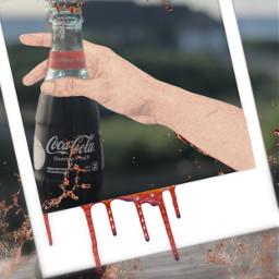 srcretroframe retroframe capture cocacola stickerchallenge freetoedit