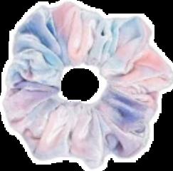 scrunchie multicolor vsco tumblr freetoedit