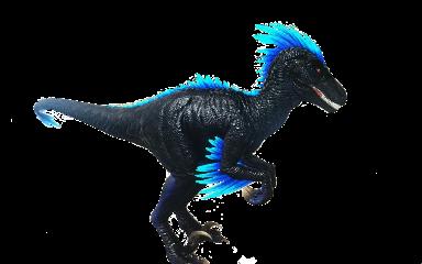 ark arksurvivalevolved raptor velociraptor freetoedit