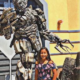 transformers megatron universalstudios hollywood mytiny