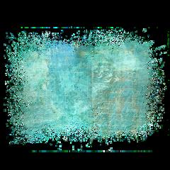 freetoedit splash color green ink