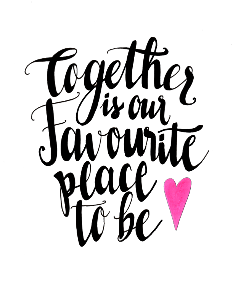 quotes sayings love heart pink freetoedit