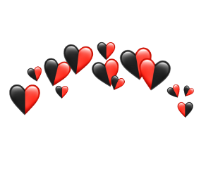 heart hearts tiara crown love ftestickers freetoedit