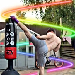 freetoedit gaypride muscles gay gaydude