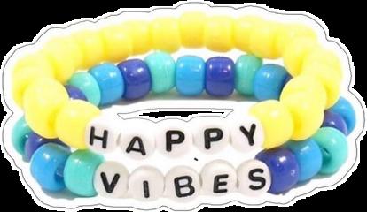happyvibes vibe bracelet vsco vscoart freetoedit