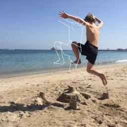 1mil flying clean loveit freetoedit