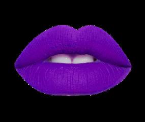 lip lips purple freetoedit