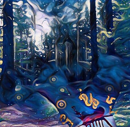 #edit #art #digital #breakup #love #theweeknd #fire #heart #soul #forest #mentalhealth #nc #painting #vangogh  #freetoedit